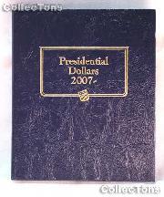 Presidential Dollars Date Whitman Classic Album #2183