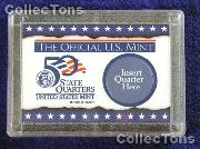 Harris 2x3 Permalock US Mint Holder STATE QUARTER