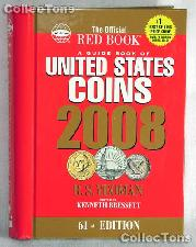 Whitman Red Book United States Coins 2008 - Hard Spiral
