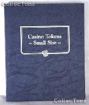 Casino Minor Tokens Whitman Classic Album #9175