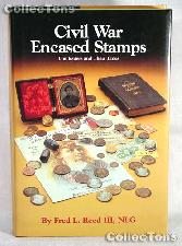 Civil War Encased Stamps Book - Fred Reed