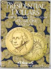 Harris Presidential Dollars P & D 2007-2011 Folder 2277