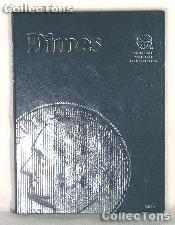 Whitman Blank U.S. Dimes Folder 9043