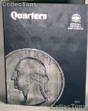 Whitman Blank U.S. Quarters Folder 9044