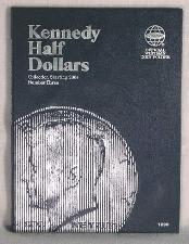 Whitman Kennedy Half Dollars 2004-Date Folder 1938
