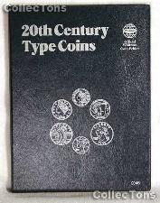Whitman 20th Century Type Coins Folder 9046