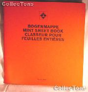 Lighthouse Extra Large Mint Sheet Book Boga 4