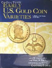Early U.S. Gold Coin Varieties Book - J.D. & Harry Bass
