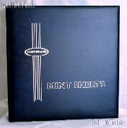 Supersafe Deluxe Mint Sheet Album MA1 Blue