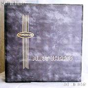 Supersafe Deluxe Mint Sheet Album MA1 Gray