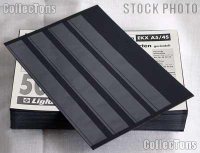 50 Lighthouse Approval Cards 4-Strip Welded EKXA5/4S