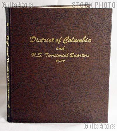 Dansco D.C. & Territory Quarters P & D Album #7144