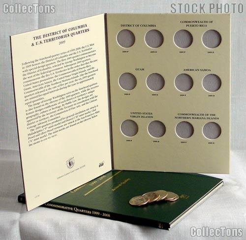 Statehood Quarters Starter Set * Folders & Coins