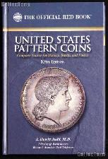 Red Book United States Pattern Coins - Judd 10th Ed
