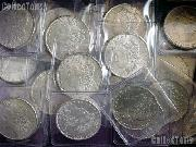 1878-1904 Morgan Silver Dollars - AU+ Condition