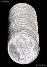 1888 BU Morgan Silver Dollars from Original Roll