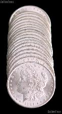 1901-O BU Morgan Silver Dollars from Original Roll