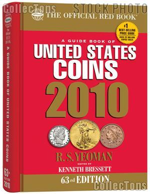 Whitman Red Book United States Coins 2010 - Hard Spiral
