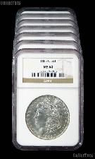1883-O Morgan Silver Dollar in NGC MS 64