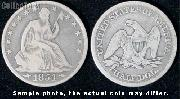 Liberty Seated Arrows At Date Half Dollar 1853-1855