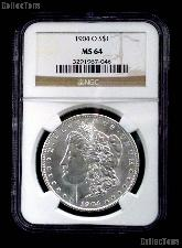 1904-O Morgan Silver Dollar in NGC MS 64