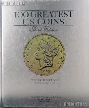 100 Greatest U.S. Coins Book - Garrett & Guth 3rd ed.