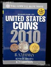 Whitman Blue Book United States Coins 2010 - Paperback