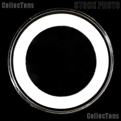 "25 Air-Tite ""I"" White Ring Coin Holders for 40mm Coins SILVER EAGLES"