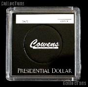 25 Cowens 2x2 Snaplocks for PRESIDENTIAL DOLLARS