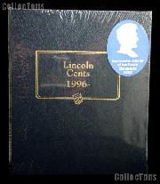 Lincoln Cents 1996-Date Whitman Classic Album #2235