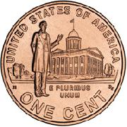 2009-D Lincoln Professional Life Cent Roll