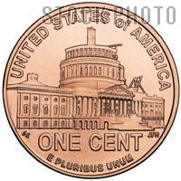2009-D  Lincoln Bicentennial Cent Presidency Roll