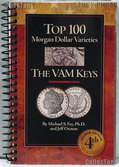 Top 100 Morgan Dollar Varieties The VAM Keys - Spiral