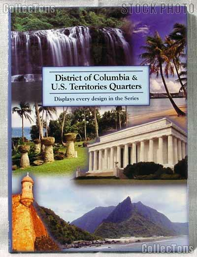 Littleton DC & Territories Color Quarters Folder LCF41