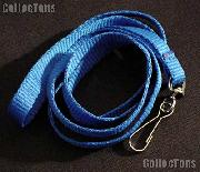 Blue Lanyard to hold Loupe Magnifiers