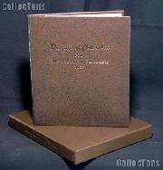 Dansco Album and Archival Slipcase for District of Columibia (DC), and Territory P and D Quarters 2009