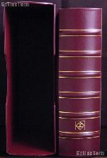 Lighthouse Classic GRANDE G (GIANT) Binder & Slipcase in Burgundy