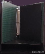 Currency Album for Graded Currency Set Lighthouse Classic GRANDE w/ Binder & Slipcase in Green & Graded Currency Pages