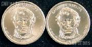 2009 P&D Zachary Taylor Presidential Dollar GEM BU 2009 Taylor Dollars