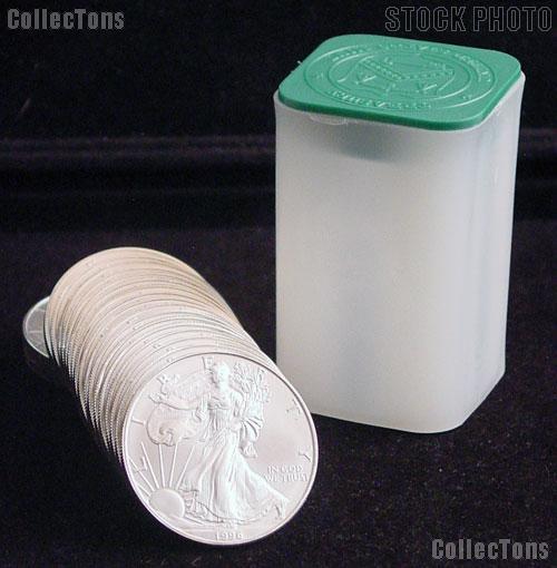 1996 American Silver Eagle Dollars - Key Date