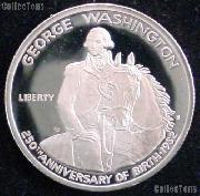 1982-S Proof George Washington Silver Half Dollar