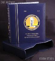 National Park Quarters Album w/ Slipcase by Lighthouse for America The Beautiful Quarters Program P & D 2010 - 2021