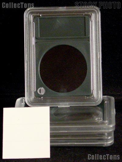 Slab Style Coin Holder 37.9mm  Morgan & Peace Dollars Moderate Wear (3 Pack Coin World Premier)