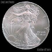 2008 American Silver Eagle Dollar Brilliant Uncirculated