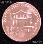 2010 Lincoln Shield Cent - Union Shield * BU