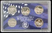 2006 Washington State Quarter Proof Set - 5 Coins