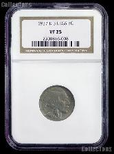Certified Coins - Certified Nickels