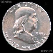 1953 Franklin Half Dollar Silver * Choice BU 1953 Franklin Half