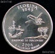 Florida Quarter 2004-P Florida Washington Quarter * GEM BU for Album