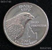 Idaho Quarter 2007-D Idaho Washington Quarter * GEM BU for Album